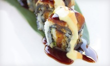 $25 for $45 Worth of Sushi and Pan-Asian Cuisine at Kiku Bistro