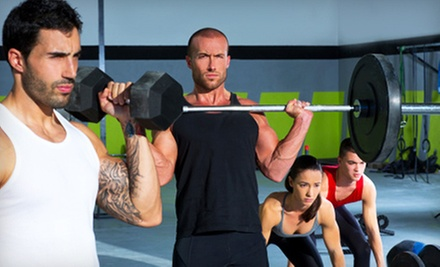 10 Introductory CrossFit On-Ramp Classes or One Month of Unlimited CrossFit Classes at Rutland CrossFit (Up to 81% Off)
