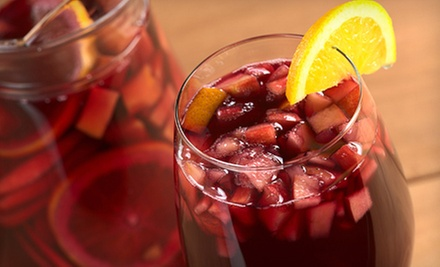Sangria Challenge and Secret Sips Wine Judging For Two or Four at Vintner's Circle (Up to 58% Off)
