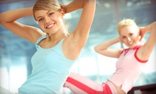 $59 for 10 Gym Visits and a One-Hour Personal-Training Session at Advocate Condell Centre Club ($180 Value)
