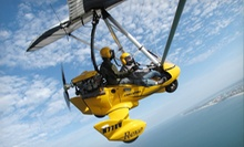 $129 for a Hands-On Ultralight Flight from Sky Surfing ($260 Value) 