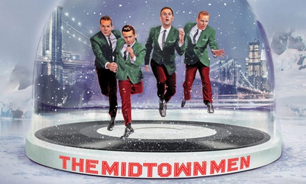 The Midtown Men: Holiday Hits at John Paul Jones Arena on December 15 at 7 p.m. (Up to 52% Off)