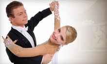 $79 for Three Private Dance Lessons for Singles or Couples at Elegance in Motion in Lake Orion ($210 Value)