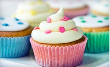 One Dozen Cupcakes or $12.50 for $25 Toward Cakes at Cakes Du Jour
