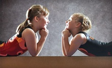 $30 for Five Weeks of Kids' Gymnastics, Cheerleading, or Tumbling Classes at K2 Academy of Kids Sports ($87.50 Value)