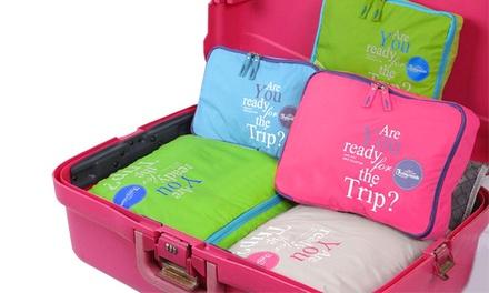 Um organizador de bagagem por 16,99€ ou dois por 26,99€
