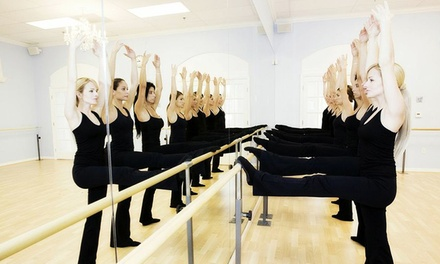 5 or 10 Barre Fitness Classes at Xtend Barre Delray Beach (Up to 56% Off)
