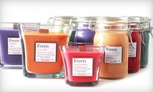 $10 for an Eco-Friendly Candle Set from Freen ($20.90 Value)