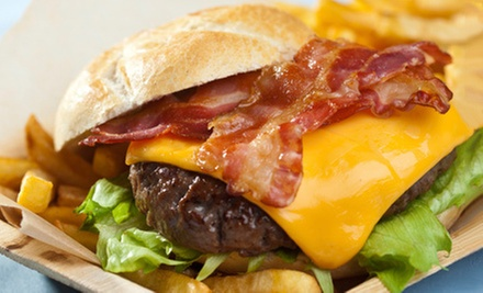 Burgers for Two or Four at Action Burger (Half Off)