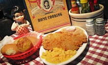 $10 for $20 Worth of Homestyle Southern Cuisine at Threadgill's