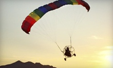 $125 for a Powered-Parachute Lesson from Arizona Powerchutes in Scottsdale ($289 Value)