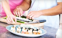 Sushi Class for One or Two at Sushi House (Half Off)