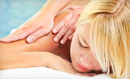 60-, 90-, or 120-Minute Swedish or Deep-Tissue Massage at FitSpa (Up to 55% Off)