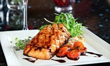 Contemporary American Cuisine for Dinner or Brunch at Strata Restaurant & Bar (Half Off)