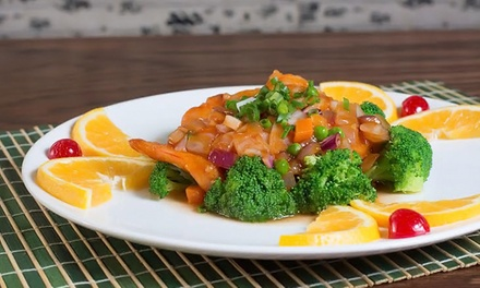 Sushi and Asian-Fusion Cuisine for Lunch, Dinner, or Carryout from Mizu Asian Fusion (Up to 48% Off)