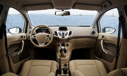 $135 for Interior Detailing Package with Wax and Engine Bay Cleaning at Peerless Automotive ($325 Value)