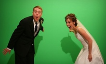 $375 for a Four-Hour Photo-Booth Rental with Prints from Lighthouse Media ($799 Value)