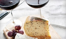 Tapas and Cheeses at Rioja! A Wine Bar (Half Off). Two Options Available.