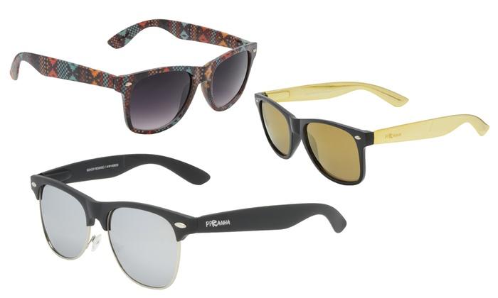 piranha retro sunglasses groupon