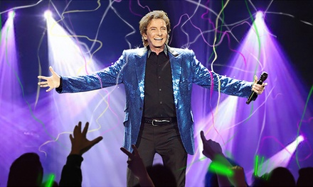 Barry Manilow on the