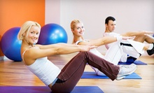 Four Weeks of Boot-Camp Classes for One or Two at Top Level Fitness (Up to 85% Off)