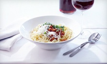 Italian-American Cuisine for Two or Four at Caff Azzurri (Up to 53% Off)