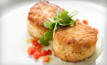 Upscale Fusion Cuisine at Sugar Dining Den and Social Club (Up to 63% Off). Two Options Available.