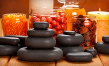 One 60-Minute Swedish Massage or One or Two 90-Minute Hot-Stone Massages at The G Spa Salon (Up to 51% Off)
