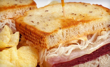$15 for Three $10 Vouchers for Deli Food and Drinks at Kevin's Deli ($30 Value)