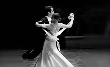5 or 10 Group Dance Lessons for One or Two at Crystal Ballroom Dance Studio (Up to 70% Off)
