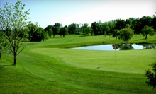 18-Hole Round of Golf for Two or Four with Cart Rental at Rustic Glen Golf Club in Saline (Up to 52% Off)