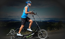 Four-Hour or Weekend ElliptiGO Rental for One or Two (Up to 67% Off)