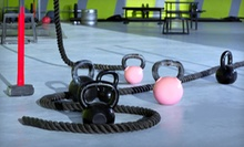 $29 for One Month of Unlimited Circuit-Training Classes at Elevate Fitness Gym ($65 Value)