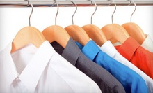C$18 for C$40 Worth of Dry Cleaning, or Dry Cleaning of a Duvet at Minnella Cleaners