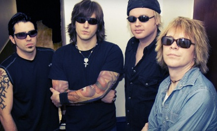 $7 for Slippery When Wet – Tribute to Bon Jovi at House of Blues New Orleans on Friday, June 14 (Up to $13 Value)