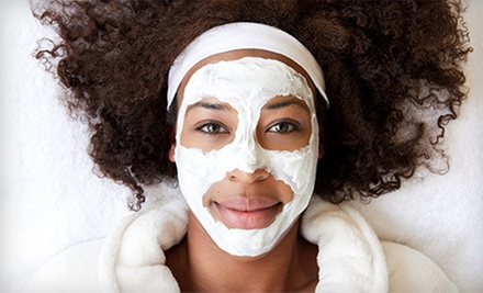 One or Three Microdermabrasion Treatments with Mask at Sylvie's Day Spa (Up to 65% Off)