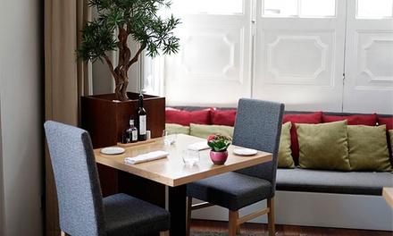 DOP Chef Rui Paula — Baixa: menu de degustação Memória para duas pessoas por 89€