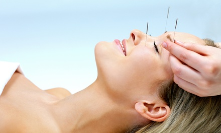 Acupuncture and Massage at Desert Health Acupuncture and Herbal Medicine (Up to 60% Off). Four Options Available.