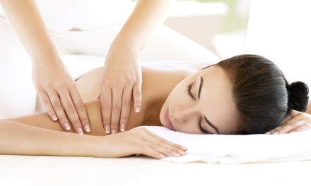 One or Three 60-Minute Therapeutic, Customizable Massages at Peaceful Way Massage & Reiki (Up to 46% Off)