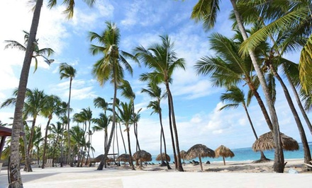 3- or 4-Night All-Inclusive Stay for Two at Memories Splash Punta Cana in Dominican Republic. Includes Taxes and Fees.