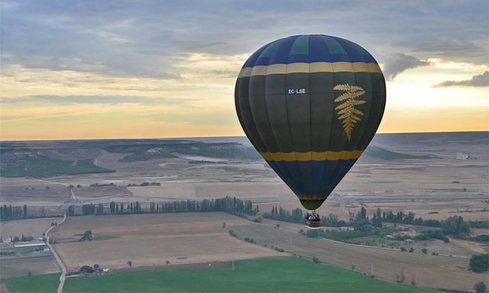 oferta vuelo en globo