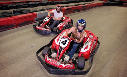 $11 for 9-Lap Junior or 14-Lap Adult Go-Kart Race at MB2 Raceway (Up to $23 Value)