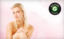 Six Laser Hair-Removal Treatments for a Small, Medium, or Large Area at Hidden Door Medspa (Up to 84% Off)