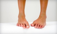 Laser Toe-Fungus Treatment for One or Both Feet at Dynamic Medical Centers (Up to 80% Off)