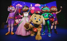 """Super Why Live: You've Got the Power!"" at Tower Theatre on Saturday, May 4 (Up to Half Off). Six Options Available."