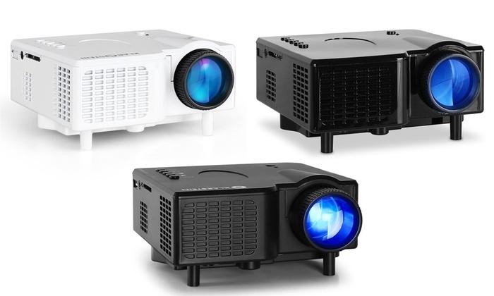 Mini projetor de vídeo Klarstein LED desde 79,90€