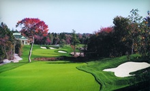 $49 for Nine-Hole Golf Outing for Two with Pull Carts and Range Balls at The Links at Montague (Up to $107.20 Value)