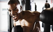 10 Boxing 101 or Boot-Camp Classes, or Three Months of Boxing 101 at Sam Colonna Boxing MMA & Fitness (Up to 62% Off)