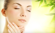 Exfoliating Body Glow with Optional Relaxation Upgrade at American Beauty boutique & salon (Up to 53% Off)