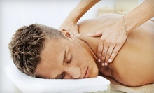 One or Three 50-Minute Massages from Dr. Amy Emme and Associates at the Aha Center (Up to 58% Off)